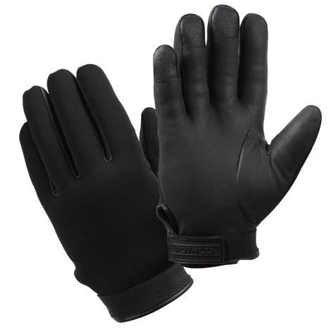 3558 ROTHCO COLD WEATHER NEOPRENE DUTY GLOVES - BLACK