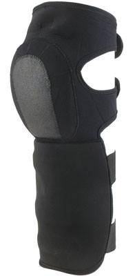 3568 Rothco Neoprene Shin Guards / Black