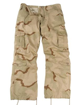 3786 Rothco Women's Tri-color Vintage Paratrooper Fatigues