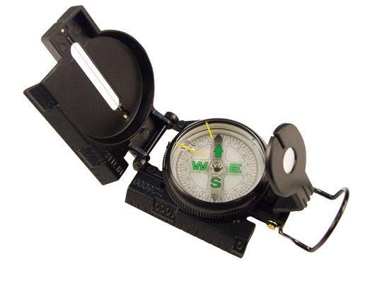 407 Rothco Black Military Tactical Compass