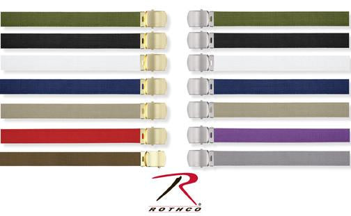 4177 Rothco Military Web Belts - 44