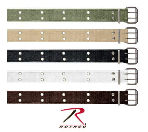 4171 Rothco Ultra Forcetm Vintage Belt W/ Double Prong Buckle