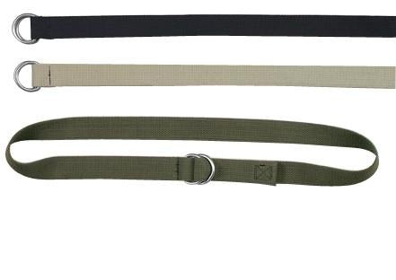 4174 MILITARY D-RING EXPEDITION BELT