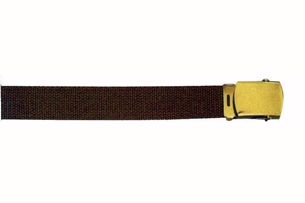 4185 Rothco Brown Web Belts - 44