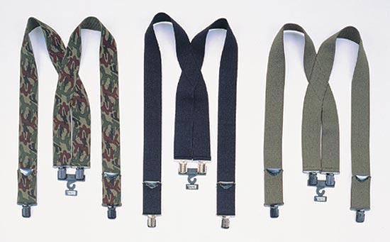 4194 Rothco Pants Suspenders - Camouflage