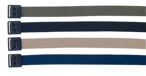 4290 / 4292 Rothco Military Color Web Belts W/black Open Face Buckle