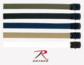 4296 Rothco Military Web Belts w/Black Buckle 54""