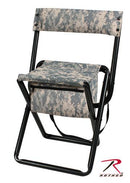 4378 Rothco Deluxe Acu Digital Camo Stool With Pouch-back