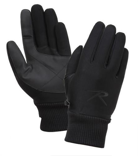 4464 ROTHCO LINED ALL WEATHER STRETCH FABRIC GLOVE