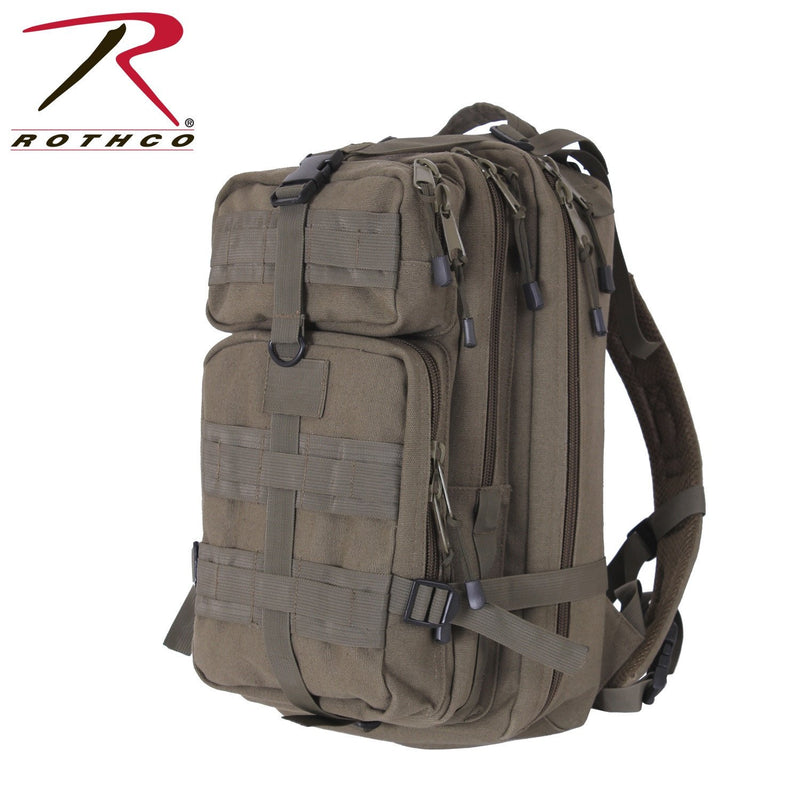 45040 Rothco Olive Drab Tacticanvas Go Pack
