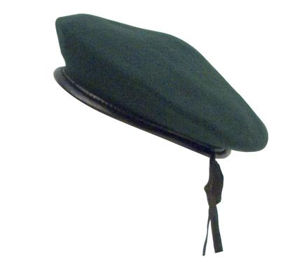 45993 Rothco Green Wool Monty Beret
