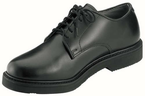 5085 Rothco Soft Sole Military Uniform Oxford Leather Shoes