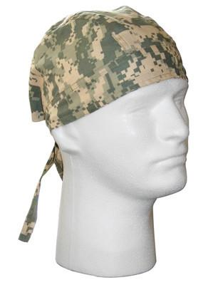 5178 Rothco A.C.U. Digital Camo Headwrap