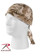 5201 Rothco Desert Digital Camo Headwrap