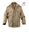 5244 Rothco Soft Shell Tactical M-65 Jacket-coyote