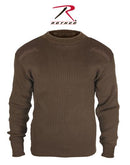 5415 Rothco Acrylic Commando Sweater - Brown
