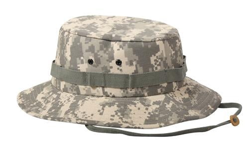 5458 ROTHCO JUNGLE HAT - ACU DIGITAL CAMO