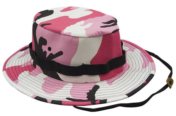 5475 Rothco Jungle Hat - Pink Camo