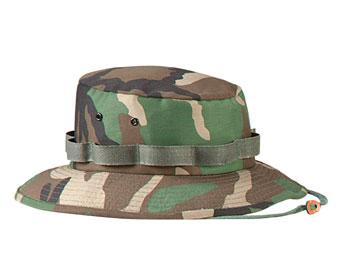 5547 Rothco Woodland Camo Jungle Hats