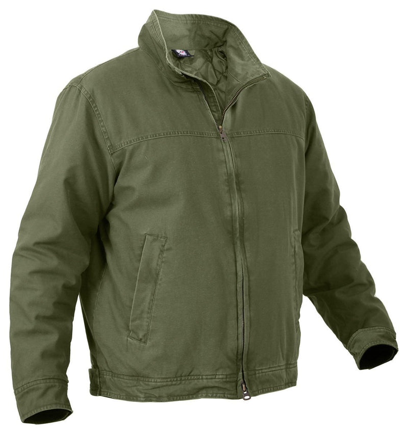 53385 Rothco 3 Season Concealed Carry Jacket - Olive Drab