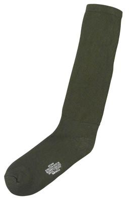6419 Rothco Government Irregular Cushion Sole Socks, OD