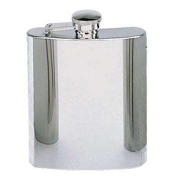 645 Rothco Stainless Steel Flask