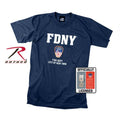 6647 Rothco Officially Licensed Fdny T-shirt