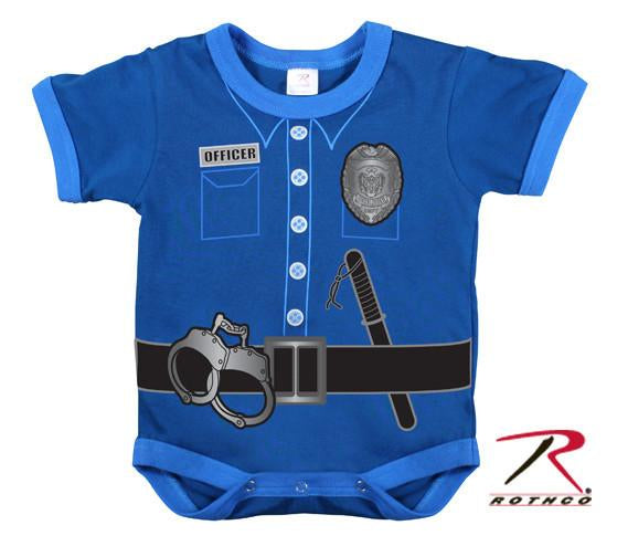 67099 Rothco Infant One Piece / Police Uniform - Navy