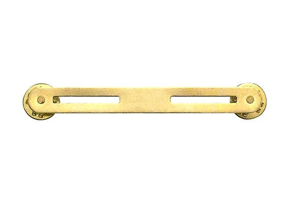 71002 Rothco 2 Ribbon Brass Mount
