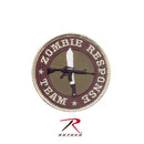 72195 Rothco Zombie Response Team Patch - Hook Backing