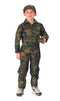 7308 Rothco Kids Woodland Camo Flightsuit