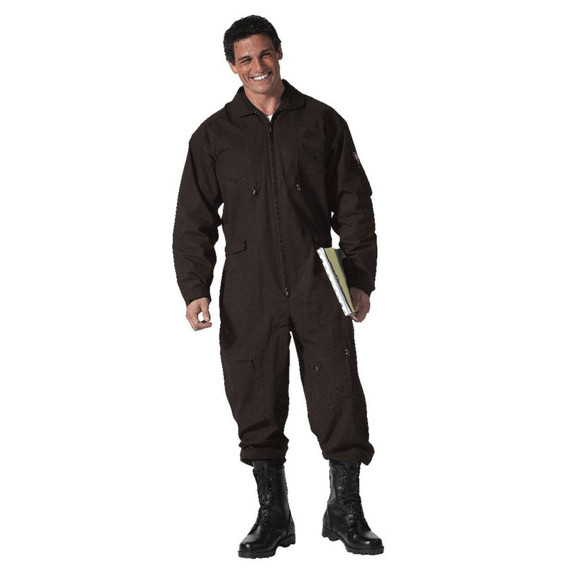 7502 Rothco Black Flightsuit