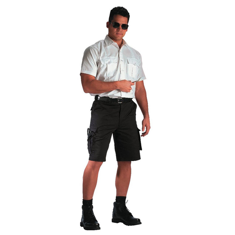 78231 Rothco E.M.T. Shorts - Black