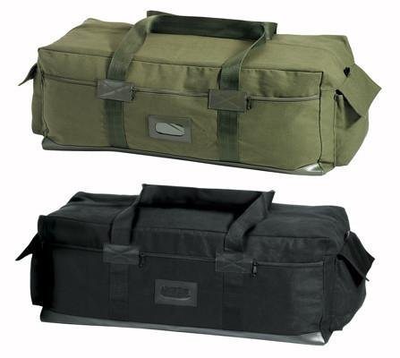 8137 Rothco Canvas Israeli Type Duffle Bag