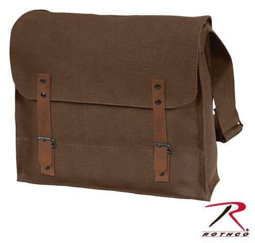 8147 Rothco Canvas Medic Bag / No Imprint - Brown
