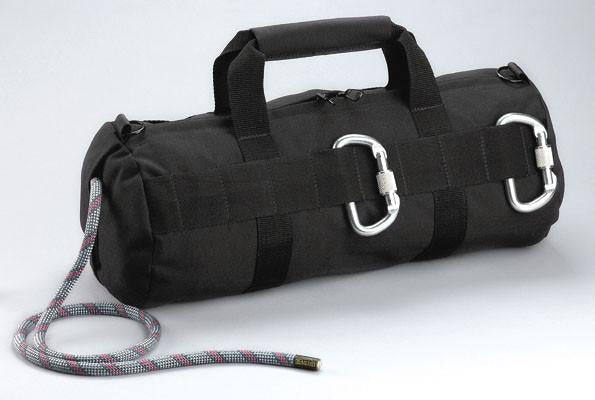 8170 Rothco Black Stealth Rappelling Bag