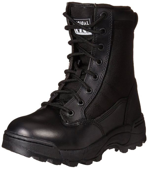 Original S.W.A.T. Women's Classic 9 Inch Tactical Boot - Black