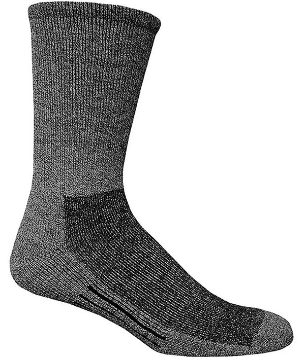 Original Swat Women's Pro Performance 2 Pairs Crew Socks - Gray
