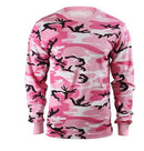 8497 Rothco Pink Camouflage Long Sleeve T-Shirt