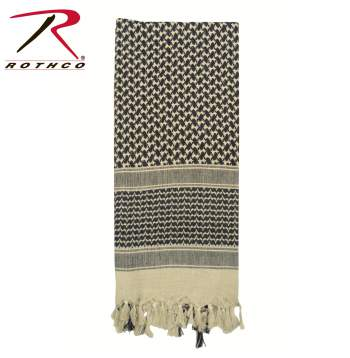 8537 Rothco Shemagh Tactical Desert Scarf