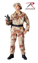 8835 Rothco Camo Tactical BDU Pants - 6-Color Desert Camo