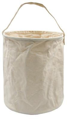 9005 Rothco Large Natural Canvas Water Bucket