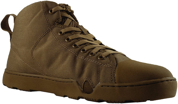 Altama OTB Maritime Assault Fin Friendly Operators Boots - Coyote Mid Top