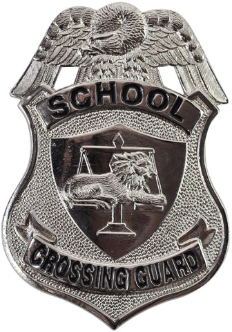 Tactical 365® Operation First Response School Crossing Guard Badge