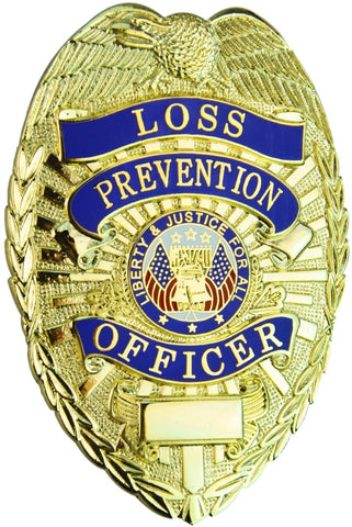 Tactical 365® Operation First Response Loss Prevention LPO Badge