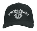 9296 Rothco Special Forces Supreme Low Profile Insignia Cap