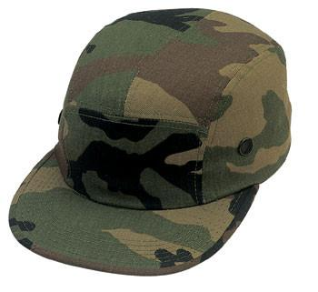 9500 Rothco Camouflage Street Caps