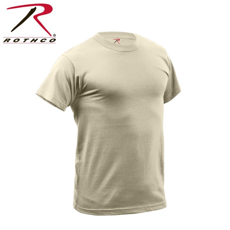 9570 Rothco Quick Dry Moisture Wick T-shirt