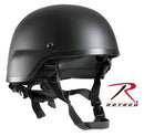 9612 Rothco Chin Strap For Mich Helmet - Black