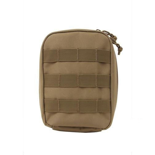 9704 Rothco M.o.l.l.e. Tactical First Aid Kit - Coyote